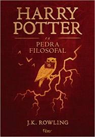 Harry Potter 1 - Pedra Filosofal - Capa Dura
