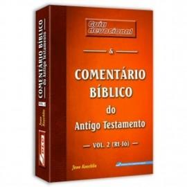 Comentário Bíblico do Velho Testamento - Vol 2 (Rt - Jo)
