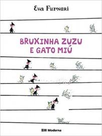 Bruxinha Zuzu E Gato Miu