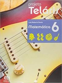 Projeto Telaris - Matemática - 6 Ano