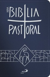 Nova Bíblia Pastoral Pequena Bolso Encadernada