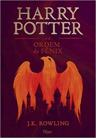 Harry Potter 5 - Ordem da Fenix - Capa Dura