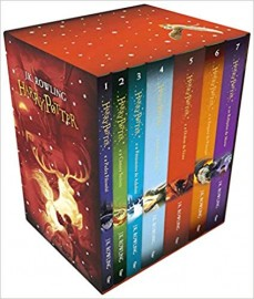 Harry Potter - Box Coleção Completa Premium