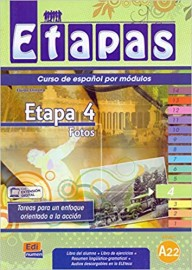 Etapas - Etapa 4 - Fotos - Libro Del Alumno - A2.2