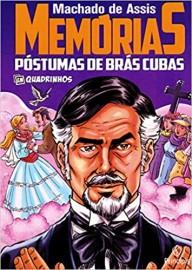 Memorias Postumas de Bras Cubas em Quadrinhos - Principis