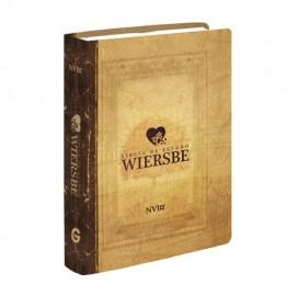 Bíblia de Estudo Wiersbe - NVI - Capa Dura