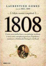 1808 - Edicao Juvenil Ilustrada