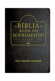 Bíblia Além do Sofrimento Preta