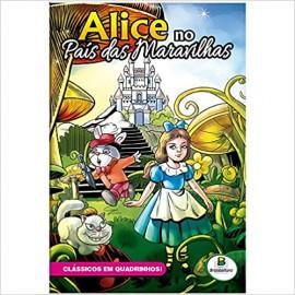 Clássicos em Quadrinhos! Alice no Pais das Maravilhas