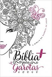 Bíblia + Para Garotas NTLH - Capa Glitter