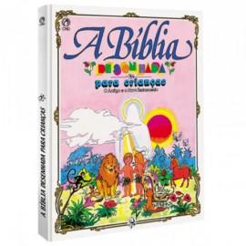 A Bíblia Desenhada Para Crianças