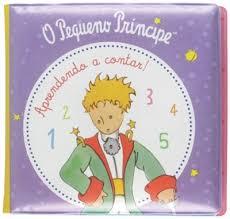 O Pequeno Príncipe - Aprendendo a contar! - Livro de Banho