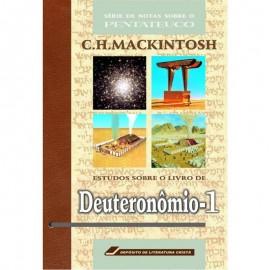 Deuteronômio 1 - Estudos Sobre o Livro de Deuteronômio