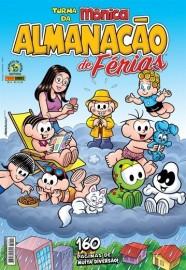 Almanacão Turma da Monica - De Férias - N 4