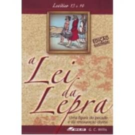A Lei da Lepra