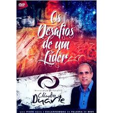 DVD Cláudio Duarte - Os Desafios de um Líder