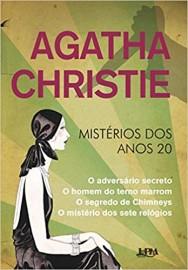 Agatha Christie - Mistérios dos 20 Anos - 4 em 1