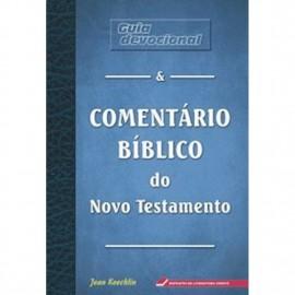 Comentário Bíblico do Novo Testamento - Vol 1 (Mt - Ap)