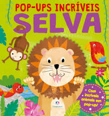 Pop-Ups Incriveis - Selva