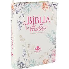 Biblia da Mulher RA - Media - Ziper - Capa Luxo
