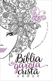 Bíblia da Garotas Cristã - NTLH - Capa Glitter