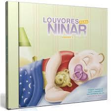 CD Louvores Para Ninar - Volume 2