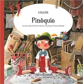 Pinóquio - Martins Fontes