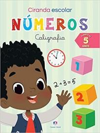 Números - Caligrafia - Ciranda Cultural