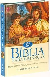 Bíblia para Crianças em Um Ano