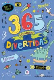 365 Atividades Divertidas - Roxo