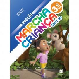 Marcha Criança Inglês 3º Ano - Coleção Marcha Criança