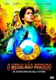 DVD O Medalhão Perdido