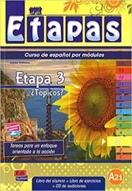 Etapas - Etapa 3 - Topicos - Libro Del Alumno - A2.1