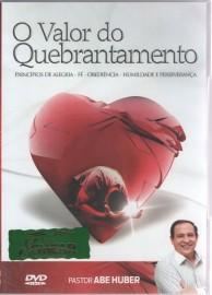 DVD Pr Abe Huber - O Valor do Quebrantamento
