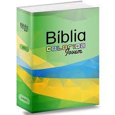 Bíblia Colorida Jovem - RA - SBU - Brasil