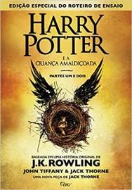 Harry Potter e a Criança Amaldiçoada - Parte Um e Dois (Edição Especial)