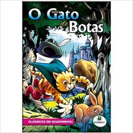 Clássicos em Quadrinhos! O Gato de Botas