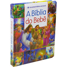 Bíblia do Bebe Capa Dura Nova Edição