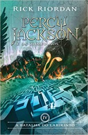 Percy Jackson - Vol 4 - A Batalha do Labirinto
