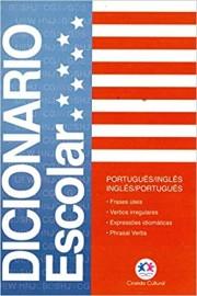 Dicionario Escolar Português/ Inglês Ciranda Cultural