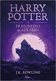 Harry Potter 3 - Prisioneiro de Azkaban - Capa Dura