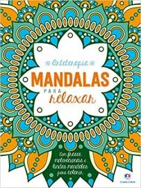 Mandalas Para Relaxar - Arteterapia