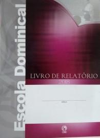 Livro de relatório EBD Grande