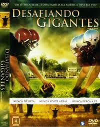 DVD Desafiando Gigantes