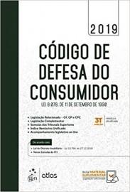 Código de Defesa do Consumidor 2019 - Atlas Editora