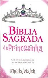 Bíblia Sagrada da Princesinha - Nova Edição NTLH
