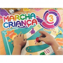 Marcha Criança Matemática Vol.3 - Coleção Marcha Criança