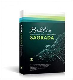 Bíblia Almeida Contemporânea Semi Luxo Águia