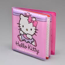 Hello Kitty - No Mundo da Imaginacão - Livro de Banho