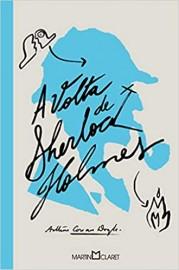 A Volta de Sherlock Holmes - Capa Dura - Martin Claret